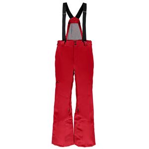 Spyder Dare Tailored Pant Herren Skihose rot Kurzgröße – Bild 1