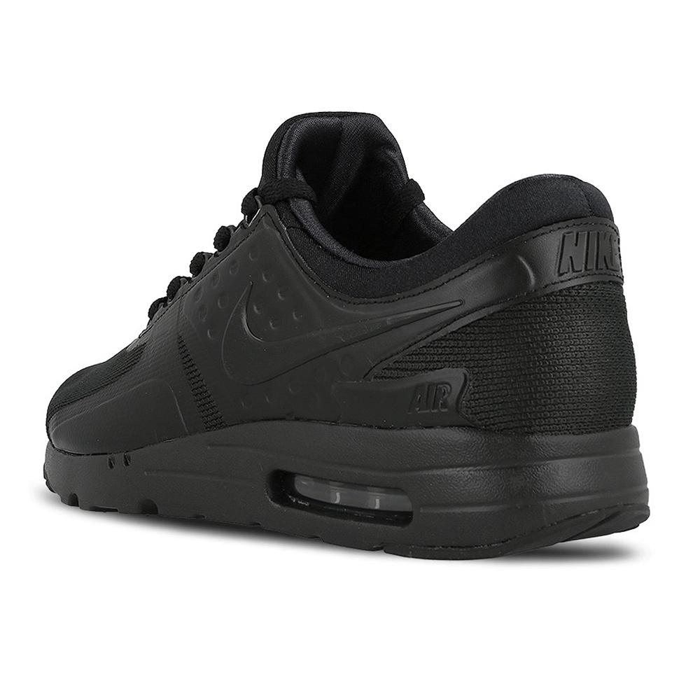 finest selection 9b402 d0b79 Nike Air Max Zero Essential Herren Sneaker schwarz – Bild 3