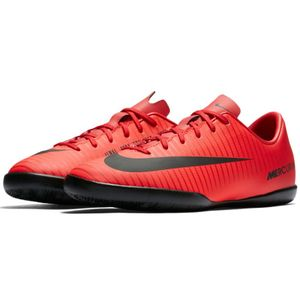 Nike JR Mercurial X Victory VI IC Hallenschuh university red – Bild 3