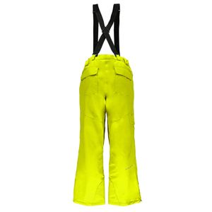 Spyder Troublemaker Tailored Pant Herren Skihose bryte yellow   – Bild 2