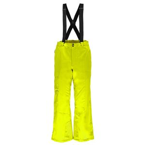 Spyder Troublemaker Tailored Pant Herren Skihose bryte yellow   – Bild 1