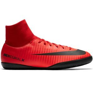 Nike JR Mercurial X Victory 6 DF IC Kinder university red – Bild 1