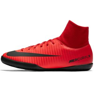Nike JR Mercurial X Victory 6 DF IC Kinder university red – Bild 2