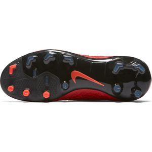 Nike JR Hypervenom Phantom III FG Fußballschuh rot schwarz – Bild 5