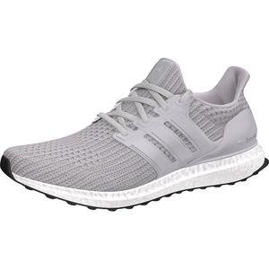 adidas Ultra Boost M Herren Running Sneaker grau weiß – Bild 5
