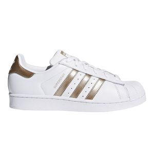 adidas Originals Superstar W Sneaker weiß bronze  – Bild 1