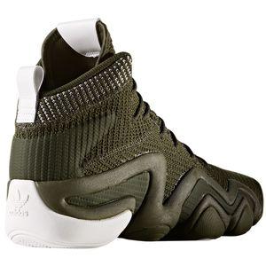 adidas Originals Crazy 8 ADV PK Primeknit Sneaker oliv – Bild 2