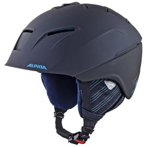 Alpina Cheos Skihelm nightblue denim matt 55 - 59 cm A9058283 – Bild 1