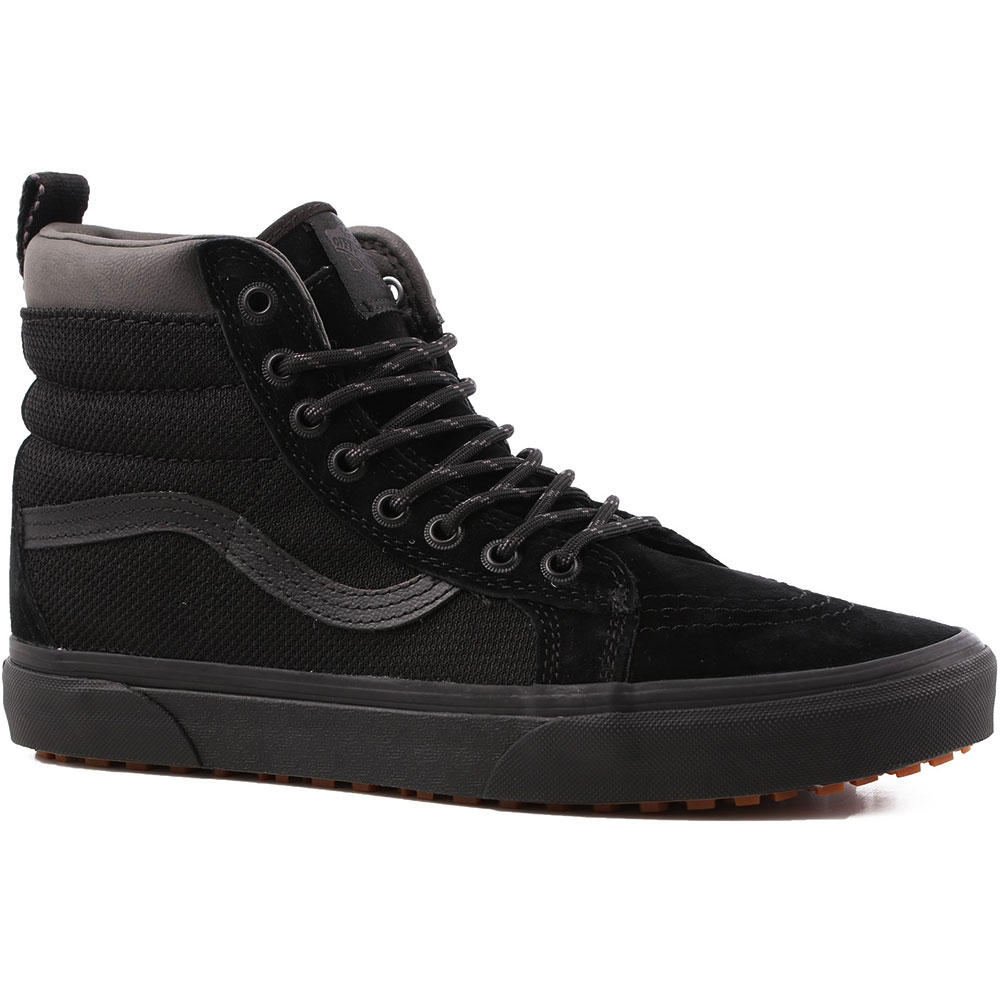 vans sk8 hi mte high top herren sneaker schwarz. Black Bedroom Furniture Sets. Home Design Ideas