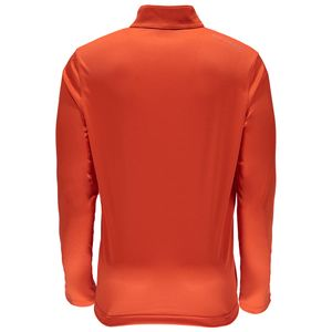 Spyder Limitless 1/4 Zip Dry W.E.B. T-Neck™ Herren Skirolli orange – Bild 2