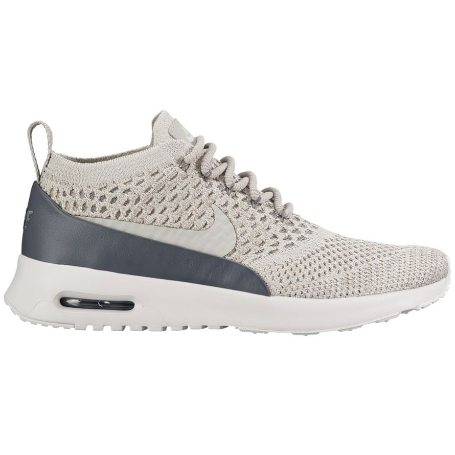 sports shoes 354f8 15d1a Nike WMNS Air Max Thea Ultra Flyknit Sneaker grau weiß