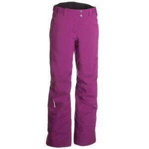 Phenix Orca Waist Pants Damen Skihose lila – Bild 2