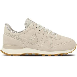 Nike WMNS Internationalist SE Damen Sneaker light bone – Bild 1