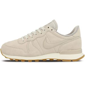 Nike WMNS Internationalist SE Damen Sneaker light bone – Bild 2