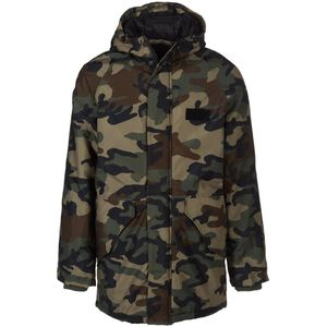 Jack & Jones Military Parka Jacket Herren Jacke camouflage – Bild 1
