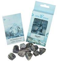 Wassersteine Rohsteine für Edelsteinwasser Amethyst, Rohsteine zur Wasser Energetisierung, mit Infoblatt zur Herstellung Anwendung 001