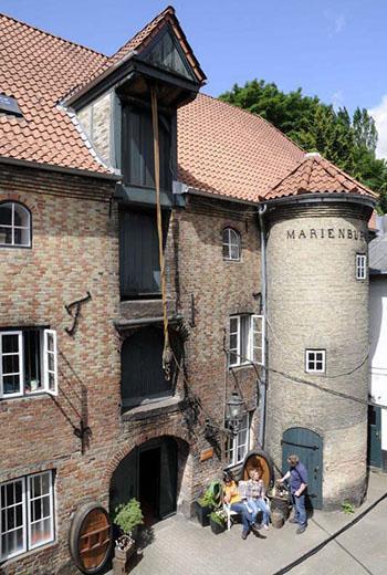 historische Marienburg