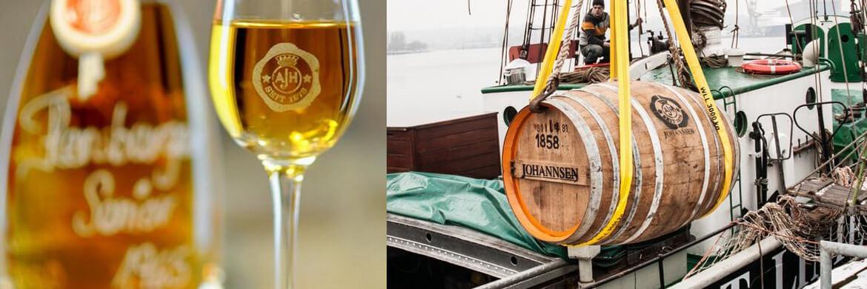 Collage Rumstadt Flensburg Johannsen Rum