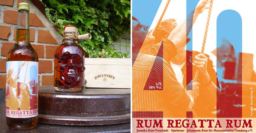 Regatta Rum 2019: ausverkauft - Freuen Sie sich auf 2020