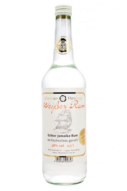 Weißer Rum