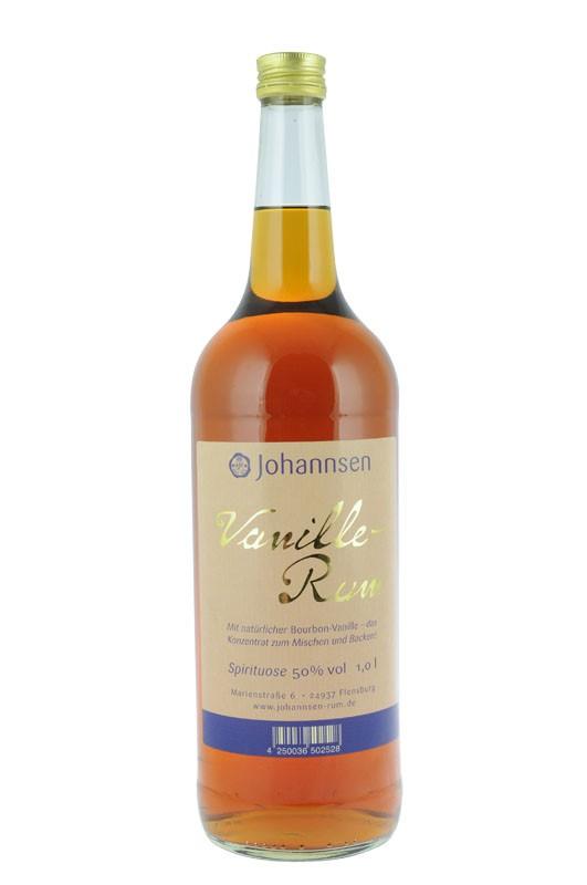 Vanille Rum 50% vol. 1 l