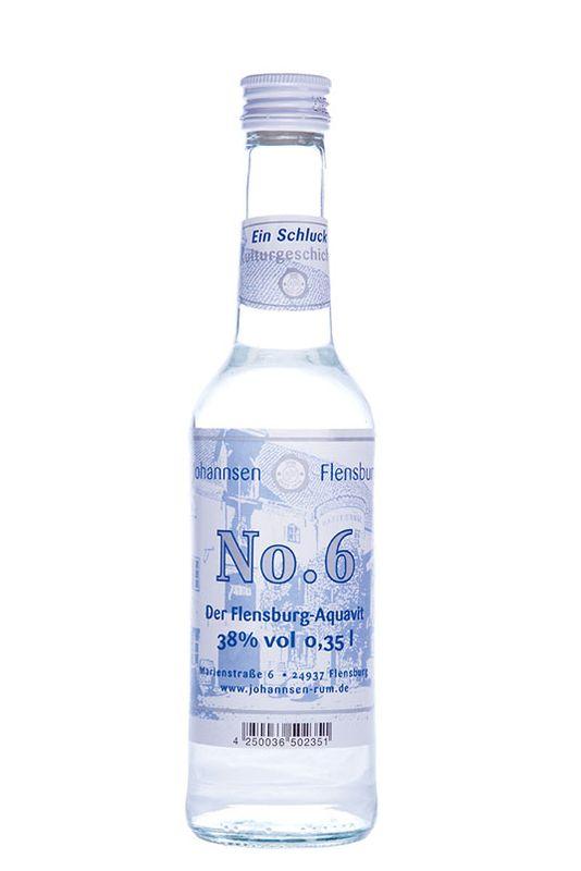 Aquavit No. 6  0,35 l