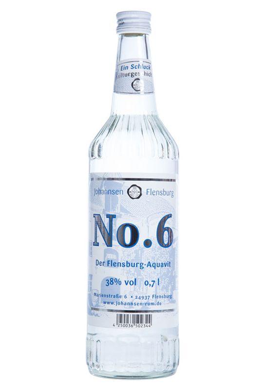 Aquavit No. 6    0,7 l