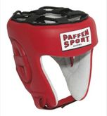 Paffen Sport Contest Competition headguard red with seal of approval