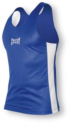 Paffen Sport Contest Boxerhemd blau/weiß