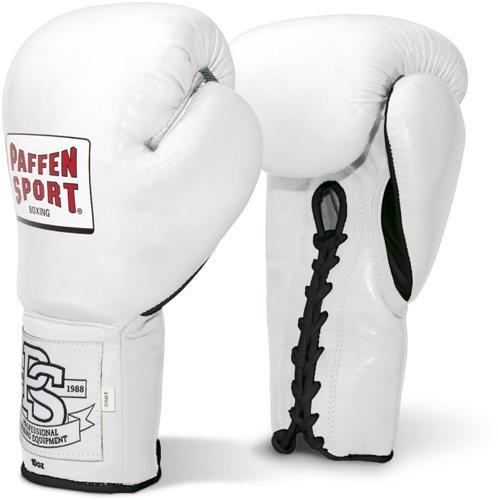 """Paffen-Sport """"Pro Classic"""" Wettkampf-Handschuhe weiss"""