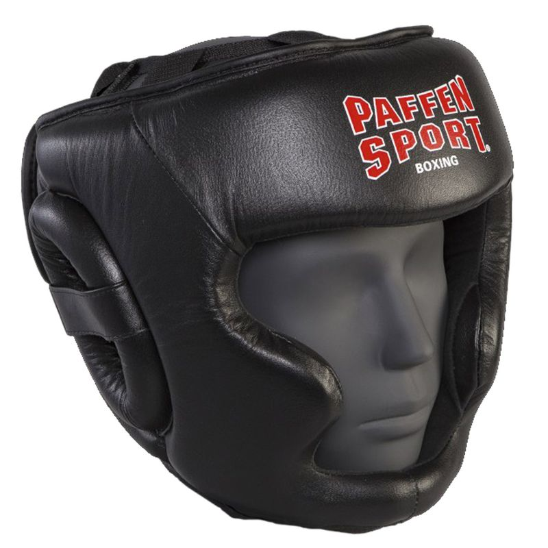 Paffen-Sport Kibo Fight Sparring casco negro