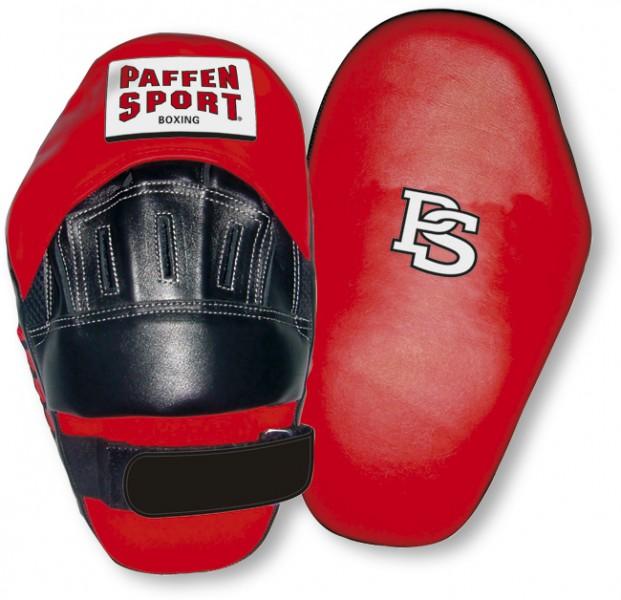 Paffen-Sport Coach Ball Pad pata de entrenador rojo/negro