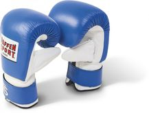 Paffen-Sport Pro bag gloves blue / white 001