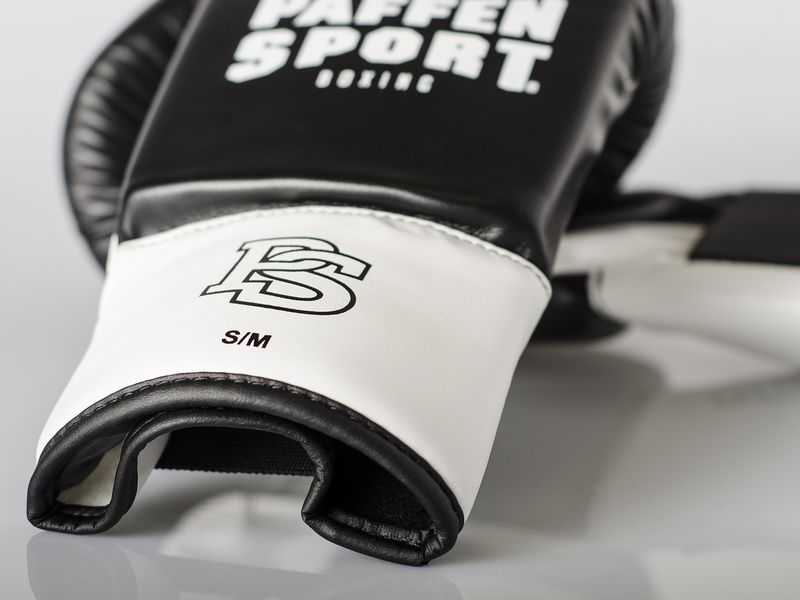 Paffen-Sport Fit punching bag gloves black / white