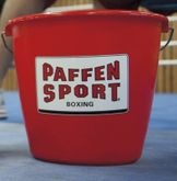 Paffen-Sport Coach water bucket, red, 5l