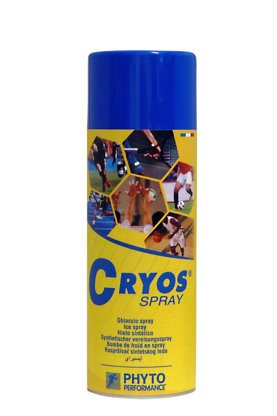 Cryos Ice Spray / Kühlspray / Eisspray 400ml