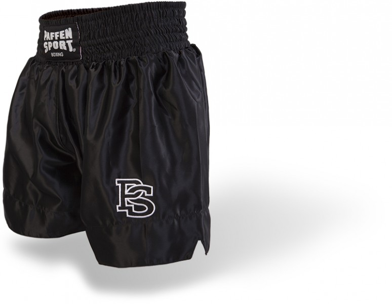 Paffen-Sport Thai Training shorts black