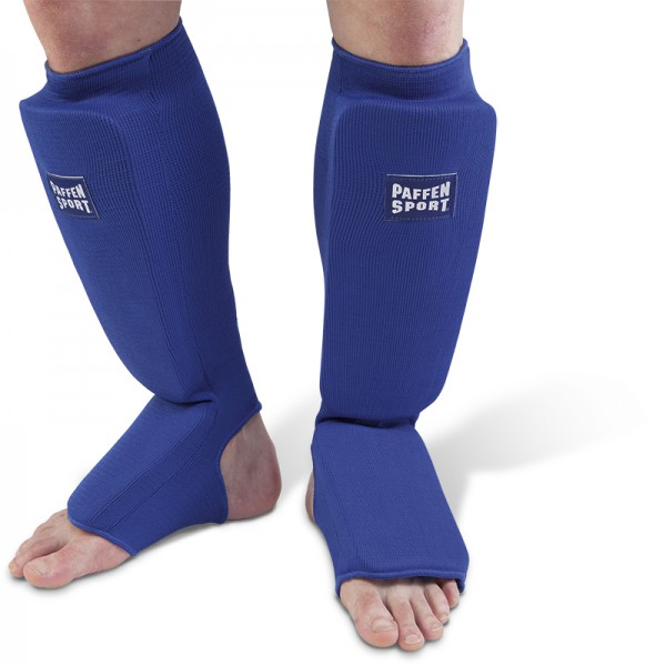 Paffen-Sport Allround Shin and clampingsaver blue S - XL
