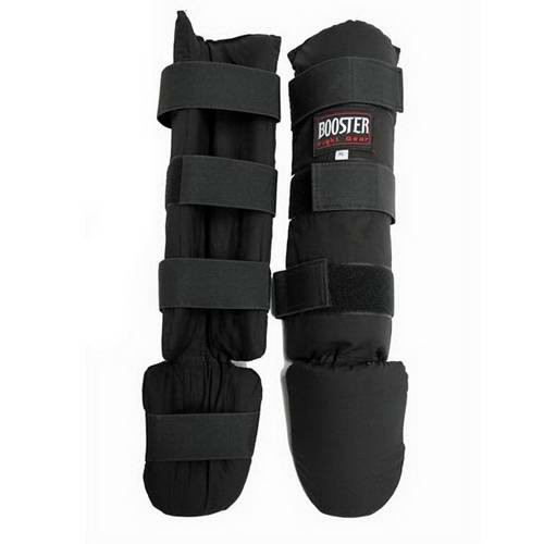 Booster Foot + Shinguard BTSG-2 Curved black