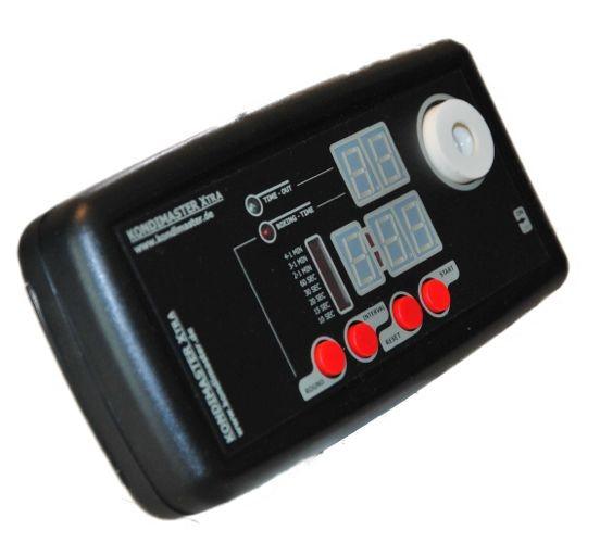 Boxtimer KondiMaster XTRA mit digitalem Display für Zeit- und Rundencountdown. – Bild 2