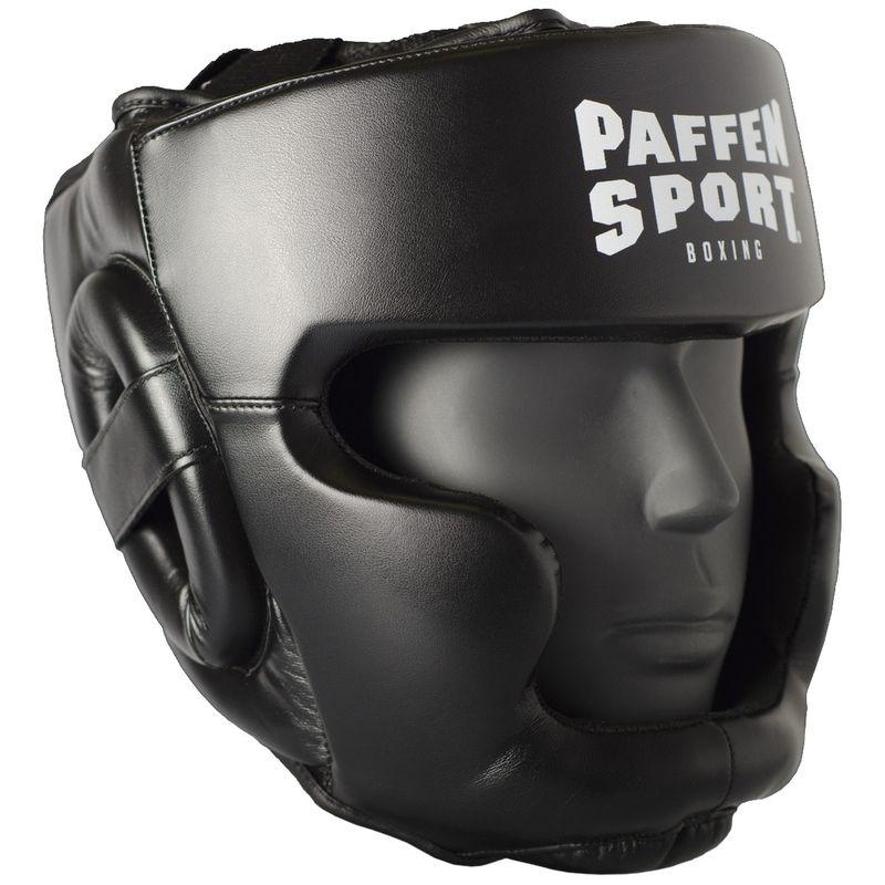Paffen Sport Fit Trainingskopfschutz schwarz – Bild 1