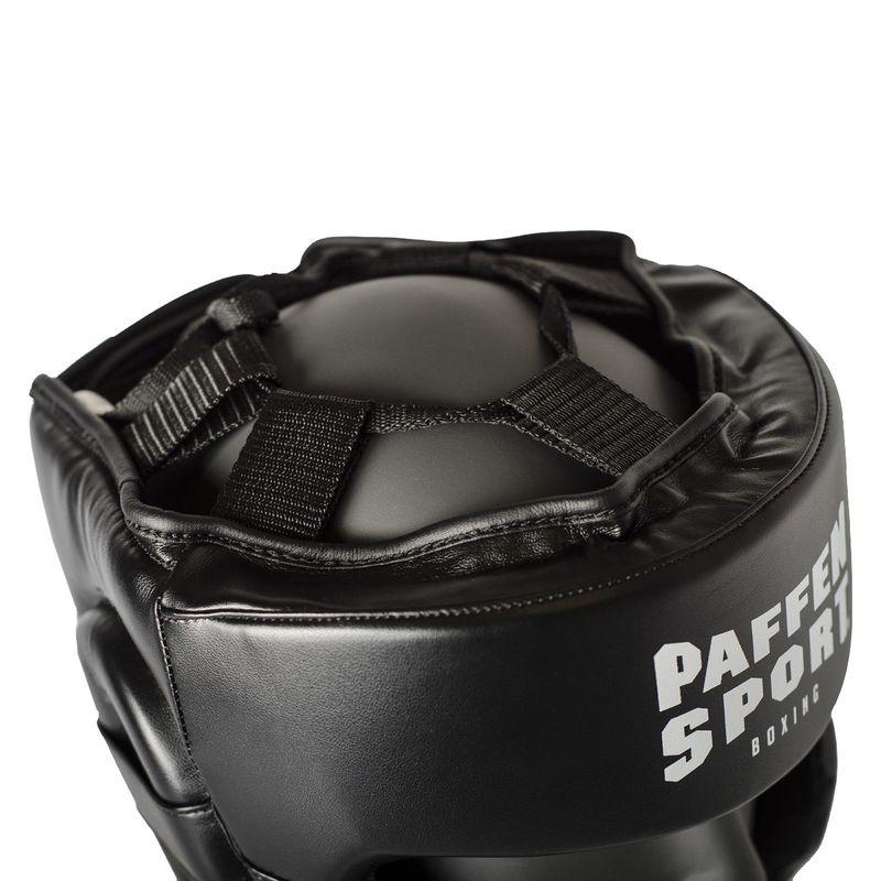 Paffen Sport Fit Trainingskopfschutz schwarz – Bild 3