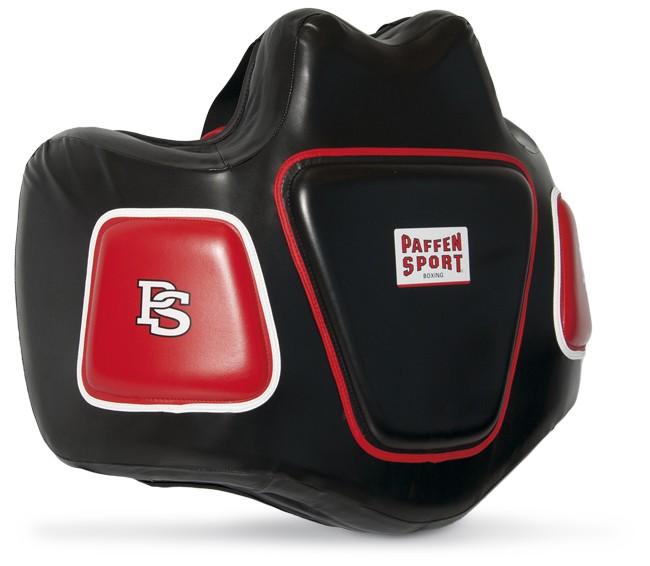 Paffen Sport Pro Thai Body Protector schwarz rot