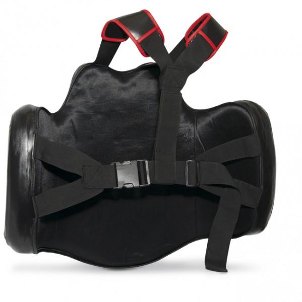 Paffen Sport Pro Thai Body Protector schwarz rot – Bild 2