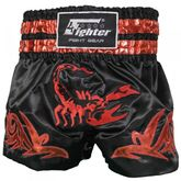 4Fighter Muay Thai Shorts / Kick Thaiboxen scorpion XXS - XXL also for KIDS