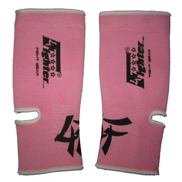 4FIGHTER ankle guards / ankle support light pink / rosa – image 1