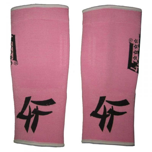 4FIGHTER ankle guards / ankle support light pink / rosa – image 2