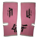 4FIGHTER ankle guards / ankle support light pink / rosa