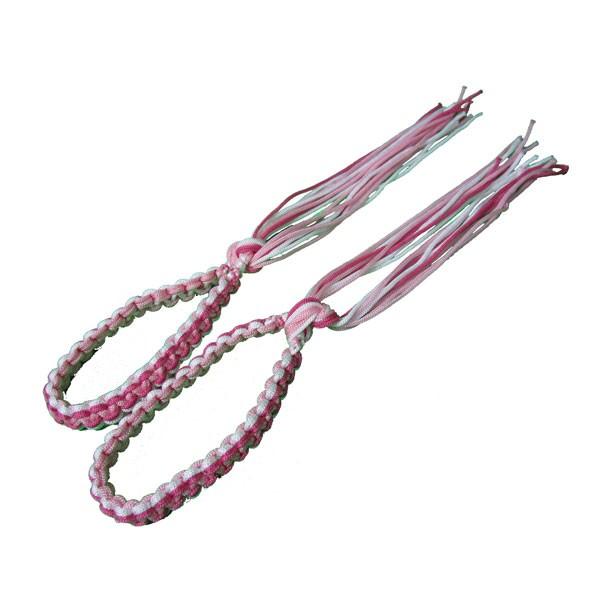 4Fighter Prajead muaythai en rosa-pink-blanco clores tradicional adorno para Fighter 4F-PJ2
