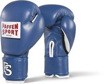 Paffen Sport Contest competition gloves blue without DBV inspection sticker 001